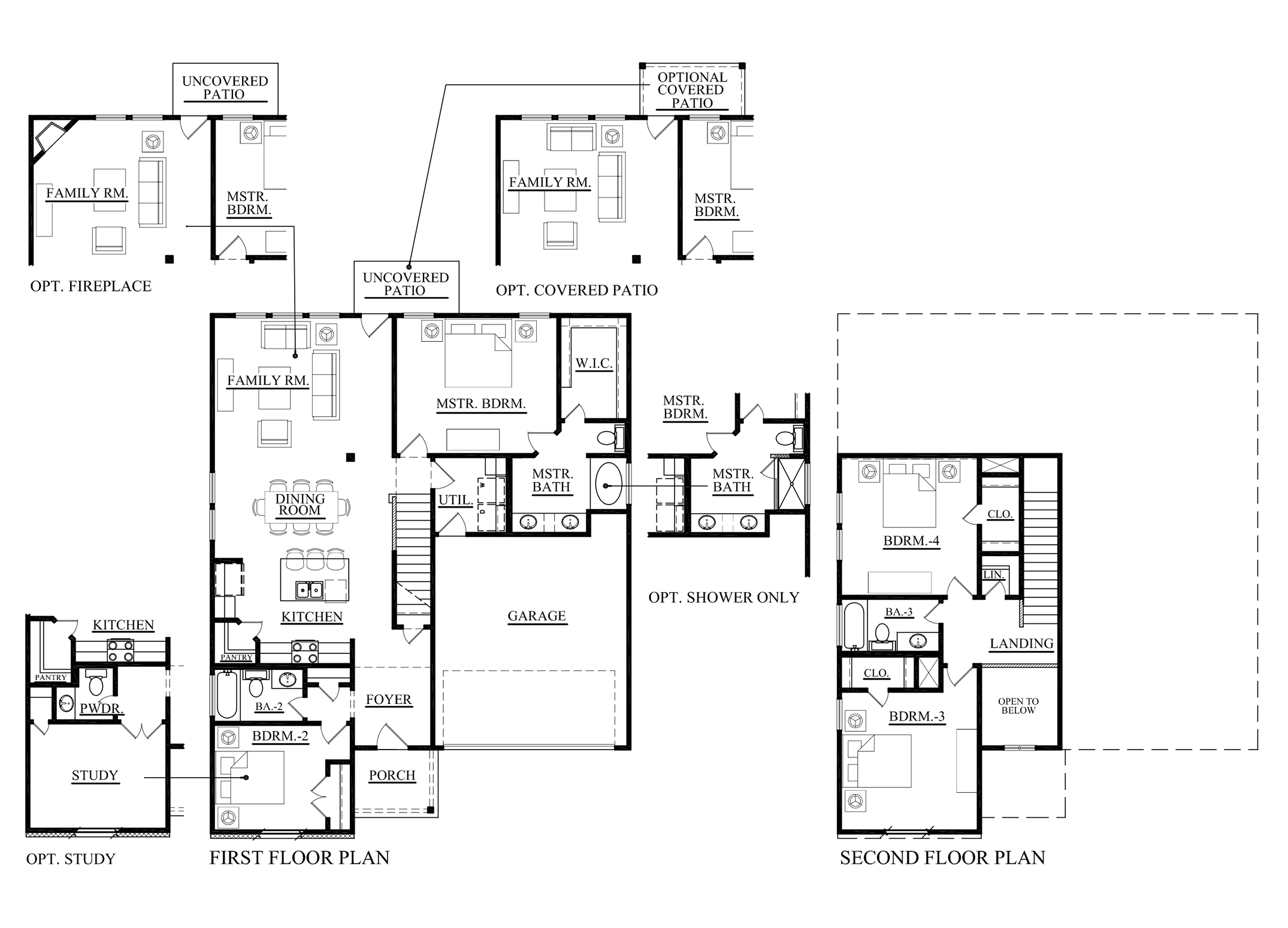 100 Mulberry Floor Plan Version 2 Floor Plans